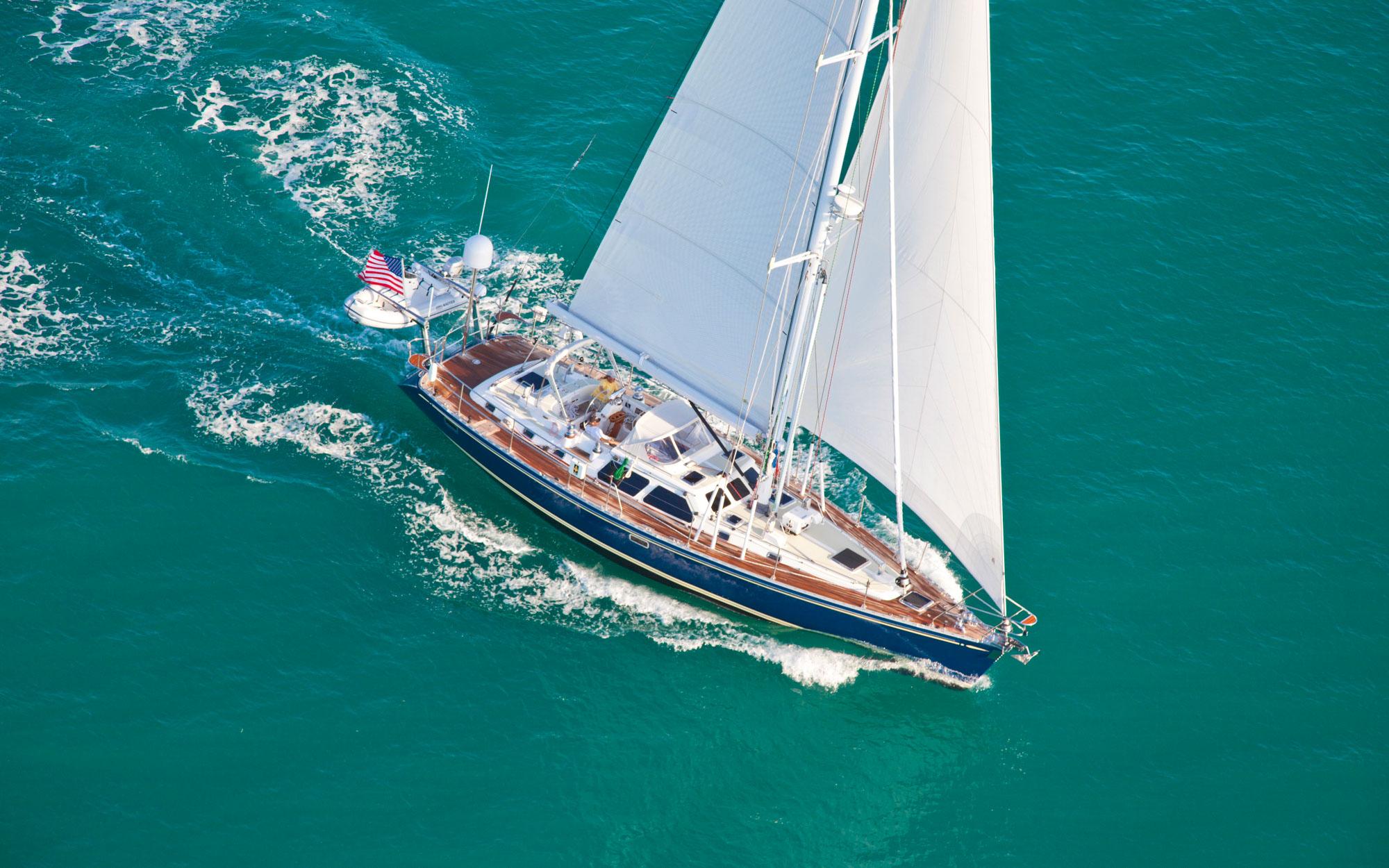 2005 Hylas 54 Sailing