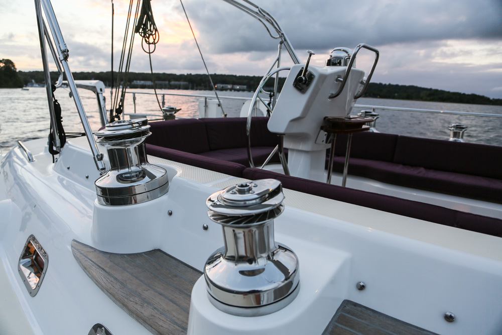 Hylas 56 For Sale – AQUATICUS | Hylas Yacht Collection